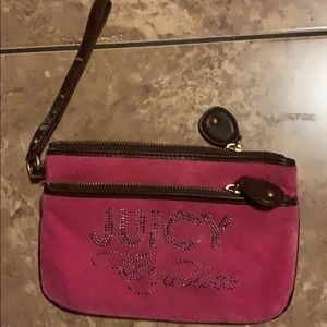 Juicy Couture small wristlet